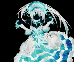 bức ảnh Negative Kurumi