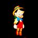 Pinocchio - Disney - pinocchio icon
