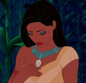 Pocahontas' Renaissance Era look