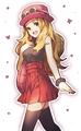 Pokemon Serena - serena-pokemon-xy fan art