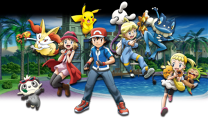 Pokemon X and Y Movie 2015