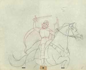 Prince Philip concept art