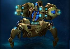 Protoss immortal