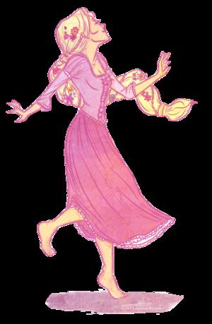 Rapunzel por Viria