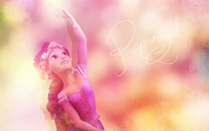 Rapunzel wallpaper