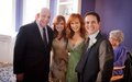 Reba McEntire - Keep On Loving You Video Shoot - reba-mcentire photo