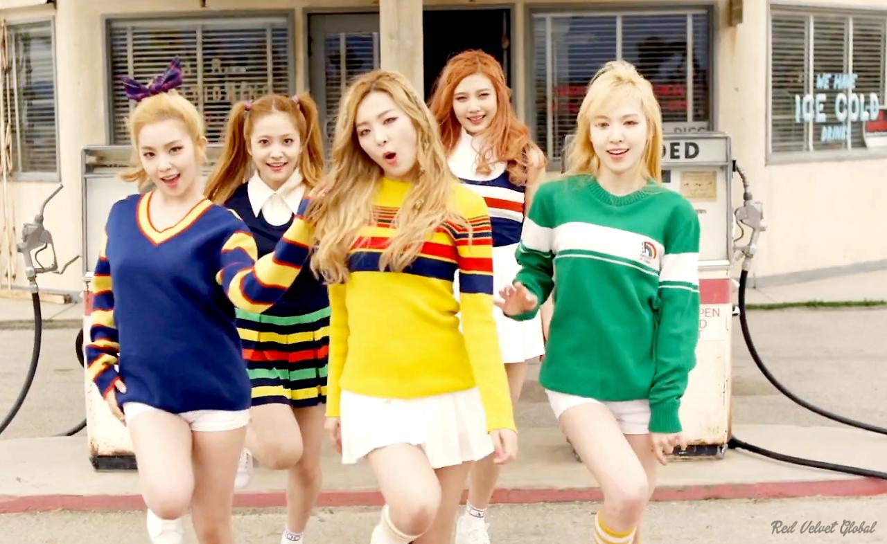 K-Treasure: Red Velvet [UPDATE - Yeri +ciekawostki]
