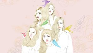 Red Velvet's First Mini Album 'ICE CREAM CAKE'