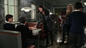 Regina, Emma, Henry,