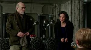 Regina Mills and Marco