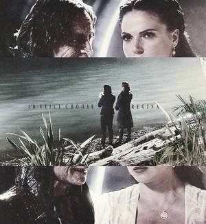 Regina and Rumple