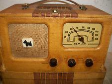 Remler scottie dog front view