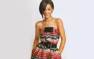 Rihanna Teen vogue 2007