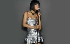Rihanna Vibe babaing mainit ang ulo outtake (2007)