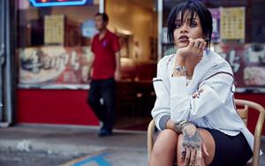 Rihanna for W Korea magazine