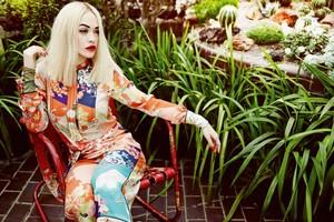 Rita Ora - Instyle Magazine