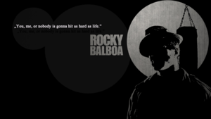 Rocky Balboa ღ