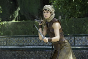 Rosabell Laurenti Sellers Tyene Sand game of thrones