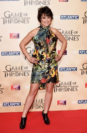 Rosabell Laurenti Sellers Game Of Thrones Premiere 伦敦