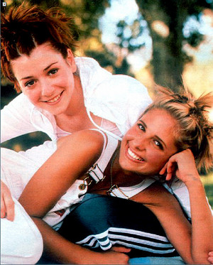 Sarah & Aly ♥