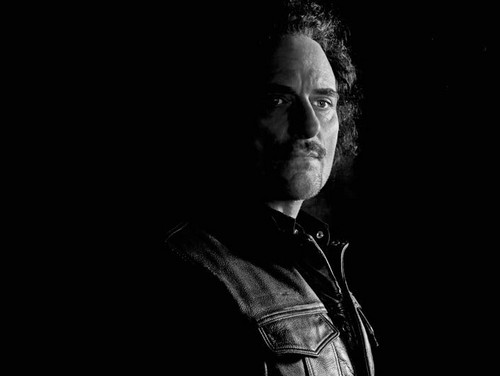 Sons Of Anarchy wallpaper possibly with a business suit and a concert titled Season 6 Cast Portraits - Tig