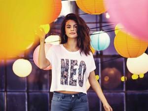 Selena's 2015 Adidas NEO Spring Collection