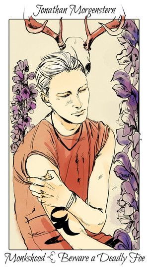 Shadowhunter फूल - Jonathan Morgenstern