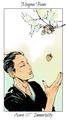 Shadowhunter Flowers - Magnus Bane - magnus-bane fan art
