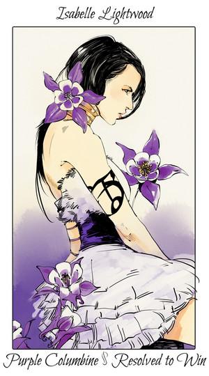 Shadowhunter Bunga - The Mortal Instruments