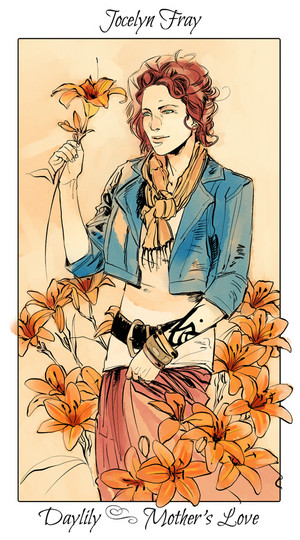 Shadowhunter fiori - The Mortal Instruments