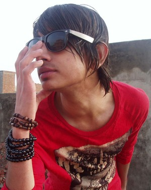 Shahbaz SQ Qureshi Emo boy