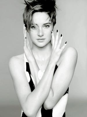 Shailene photoshoot