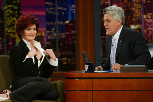 Sharon and eichelhäher, jay Leno affair