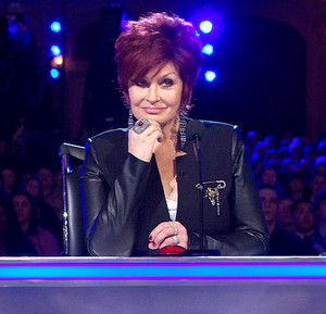 Sharon on X factor