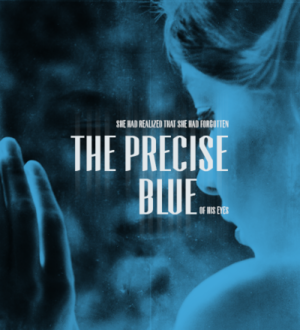 She had forgotten the precise blue of his eyes