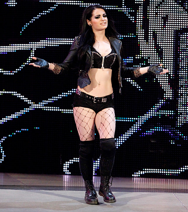 Smackdown Digitals 3/5/15 - Paige (WWE) Photo (38230562 ...
