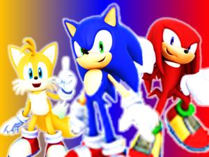 Sonic Giải cứu thế giới
