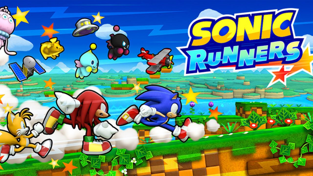 Sonic The Hedgehog Images Sonic Runners Hd Wallpaper And Background