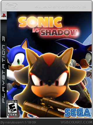 Sonic vs Shadow