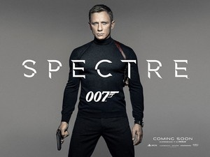 Spectre (2015) Official Teaser Poster
