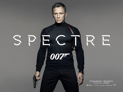 James Bond fond d'écran called Spectre (2015) Official Teaser Poster