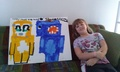 Stampy, iballisticsquid and AngelSky 13115