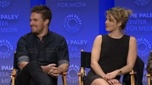Stephen and Emily -Paleyfest 2015