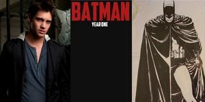 Steven R McQueen Batman fancast