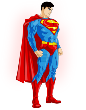 Superman - peminat Art