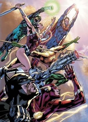 সুপারম্যান - Justice League