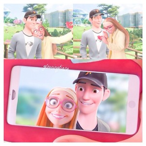 Tadashi and Honey