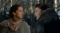 Talisa and Catelyn