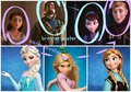 Tangled/Frozen Theory