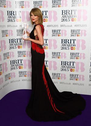 Taylor Brit Awards